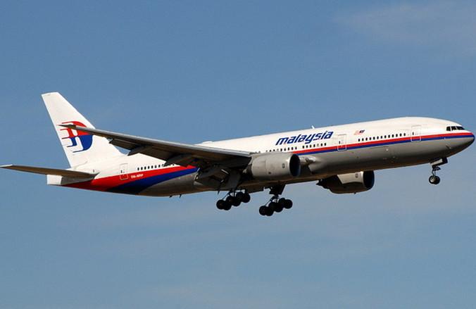 малазийский боинг 777