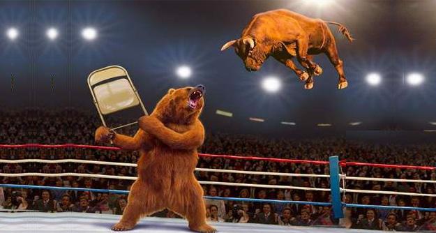 Тороговля на американской бирже